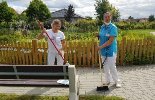 Zahradní den v SeniorCentru Šanov